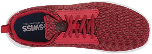 Sneakers Swiss K Homme Basses Rouge 4SawYxq