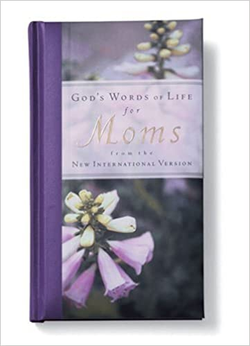 God's Words of Life for Moms (God's Words of Life)