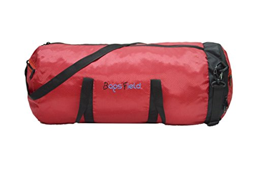 Bags Field Polyester 30 Ltr Red Travel Duffle Bag