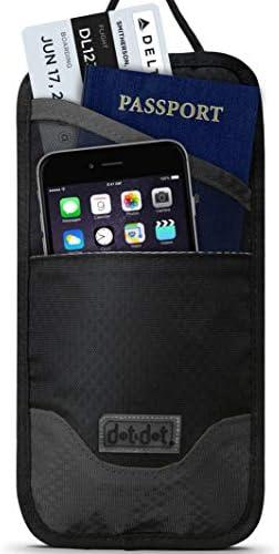 Travel Neck Wallet Passport Holder product image
