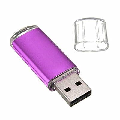 Aribelly USB 2.0 Metal Flash Memory Stick Storage Thumb U Disk 1gb/2gb/4gb/8gb/16gb/32gb