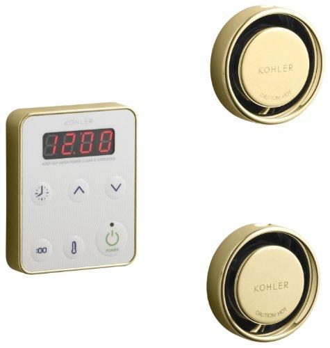 am Control Kit, Vibrant Polished Brass (Kohler Steam Control Kit)