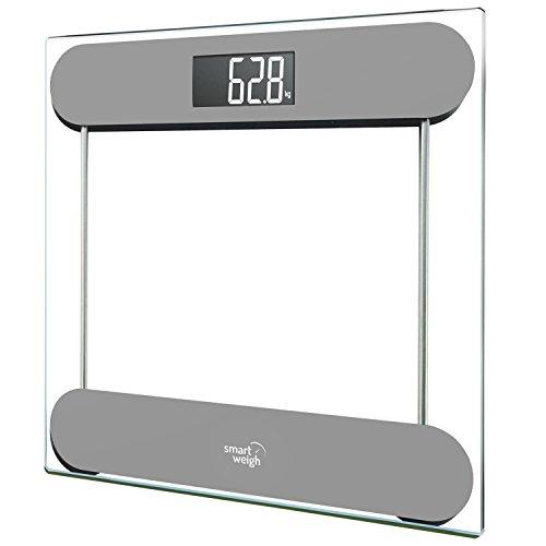 Smart Weigh Precision Digital Vanity Bathroom Scale