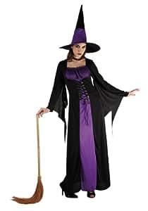 Lucida - Disfraz de bruja para mujer