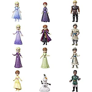 Disney Frozen 2 Pop Adventures Series 1 Surprise Blind Box with Crystal-Shaped Case & Favorite Frozen Characters, Toy…
