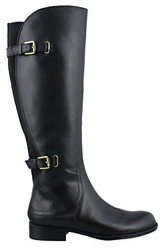 Women's Naturalizer 'Jamison' Tall Boot  Black Wide Calf Siz