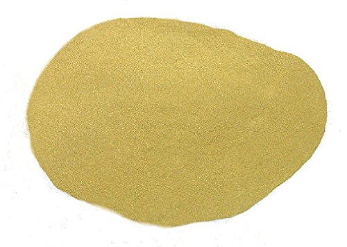 ONE Ounce Natural No Dye Natural Brass Inlay Fine Powder