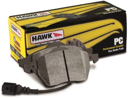 Front Hawk Performance HB171S.590 Disc Brake Pad