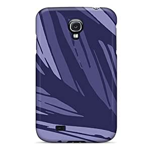 Galaxy High Quality Tpu Case/ Purple Weave OmVKqCk1486VvNlG Case Cover For Galaxy S4