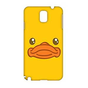 b duck 3D Phone Case for Samsung NOTE 3