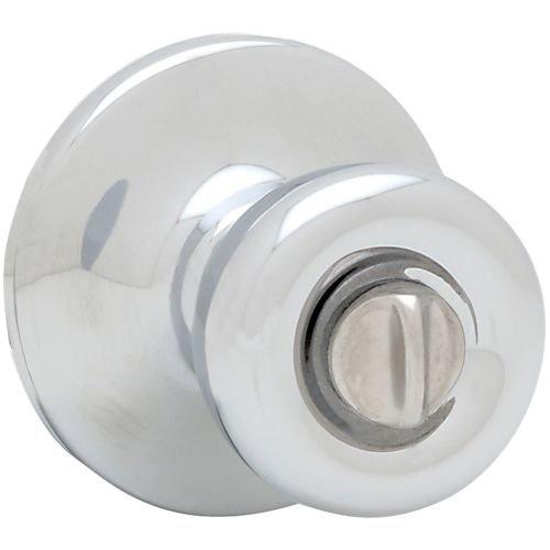 Tylo Door - Kwikset 300T Security Series Tylo Privacy Door Knobset, Polished Chrome