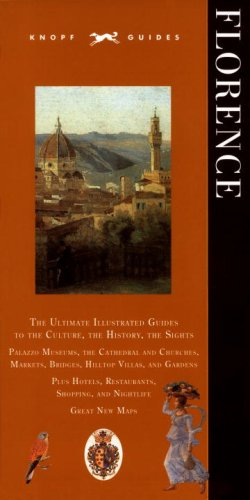 Knopf Guide: Florence (Knopf City Guides)