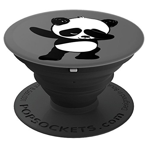 Cool Dabbing Panda Bear - PopSockets Grip and Stand for Phones and Tablets