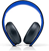 Sony Playstation 4 Gold Wireless Gaming Headset 7.1 Surround Sound PS4 - Original Version from Sony