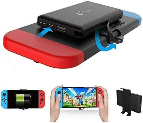 Banco de energía del cargador portátil de 10000 mAh para Nintendo ...