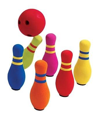 Iplay Pin Bowling Set by International Playthings
