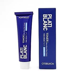 Montibel-Lo Plati Blanc Toner, Crema Aclaradora Silver, 90 ml ...