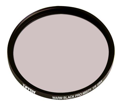 (Tiffen 49WBPM14 49mm Warm Black Pro-Mist 1/4 Filter)