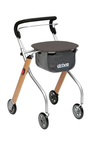 Drive Medical Lightweight Mobility Rollator