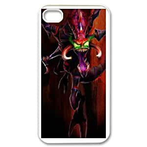Personalized Creative Desktop Cho'Gath For iPhone 4,4S LOSQ035782