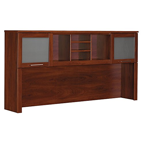 Somerset 71W Hutch in Hansen Cherry - Soho Cherry Finish