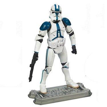 Hasbro Star Wars Saga Legends 2010 501st Legion Trooper Action Figure SL19 ()
