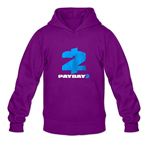 payday-2-logo-religion-100-cotton-purple-long-sleeve-hoodies-for-teenagers-size-l