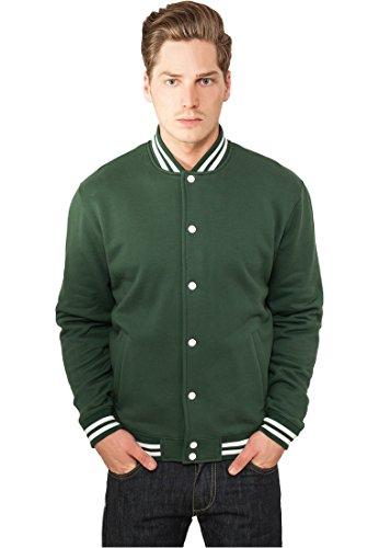 Blu Urban Sweatjacket Classics Uomo Felpa College qWqaFwABX1