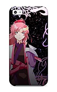 Best 7926871K46552792 Tpu Fashionable Design Gundam Rugged Case Cover For Iphone 5c New