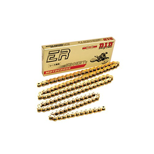 D.I.D 520ERT2 Series Exclusive Racing 130 Length Gold Chain