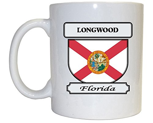 Longwood, Florida (FL) City Mug