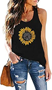 Queen's Here Women Novelty Tank Tops Fashion Cotton Loose Casual Summer Sleeveless T Sh