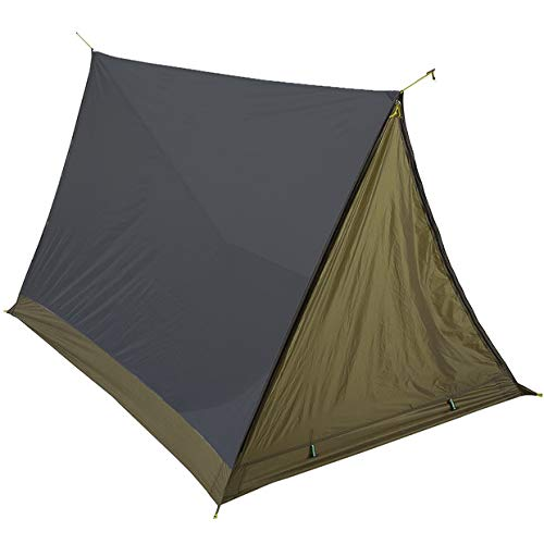 OneTigris Mirage Breeze Mesh Tent, Lightweight Camping Tent, Breathable Bug Shelter for Trekking, Backpacking, Camping ()