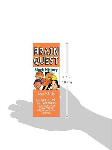 Brain Quest Black History by Brainquest (Image #1)