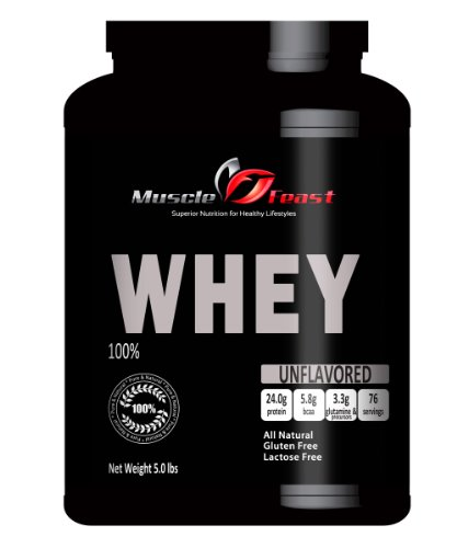 100% Whey Unflavored - £ 5