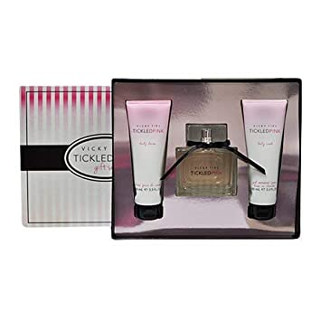 Vicky Tiel Tickled Pink Fragrance Gift Set for Women