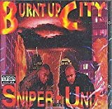 Burnt Up City by Sniper Unit (1996-05-07)