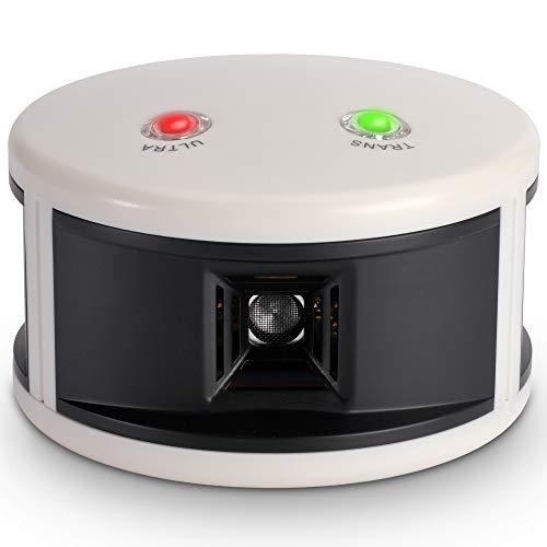 SEVINNOK T5-S Triple Ultrasonic Repeller for Mice