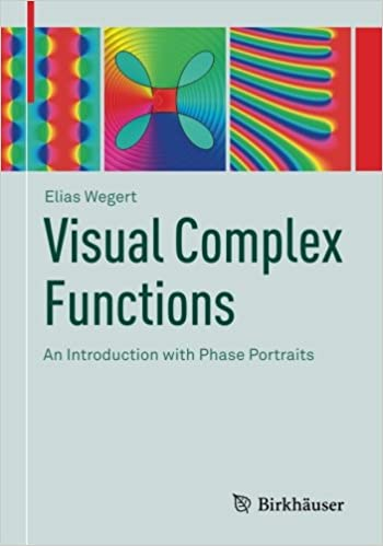 Visual Complex Functions An Introduction with Phase Portraits