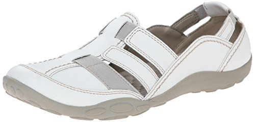free shipping deals CLARKS Women's Haley Stork Loafer White Leather perfect 6Rwwzk8P