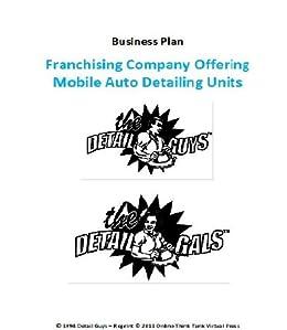 simple mobile detailing business plan