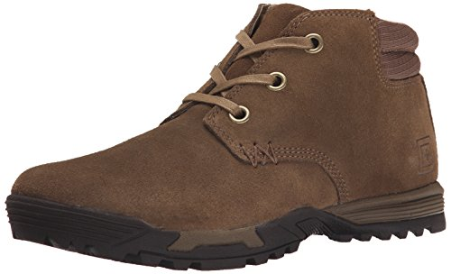 5.11 Tactical Men's Pursuit CDC Work Shoe,Dark Coyote,12 D(M) US]()