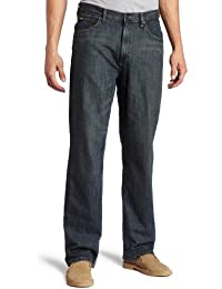 Men's Premium Select Relaxed-Fit Straight-Leg Jean - Mens Jeans
