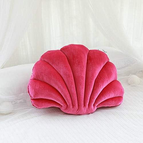 doufuzz velvet shell stuffed pillow