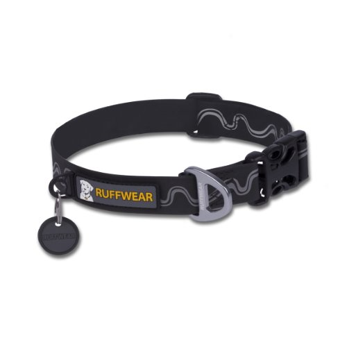 Ruffwear Headwater Collar  Medium  Obsidian Black
