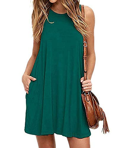 Bibowa Tank Top Dress Petite Summer Dresses for
