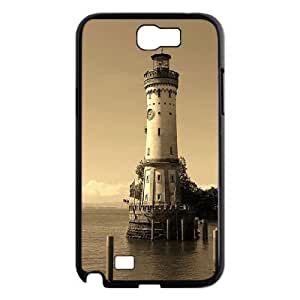Hu Xiao Lighthouse cell phone case cover For CBVrXVtcGIv Samsung Galaxy S5 I9600/G9006/G9008