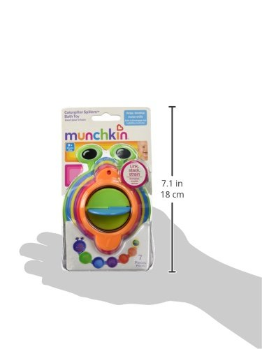 Munchkin Caterpillar Spillers Stacking Cups, 1 Set