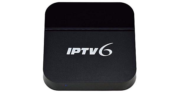 IPTV6+ Plus 4K Ultra HD Editon 2019 Nuevo y Mejor portugués TV ...
