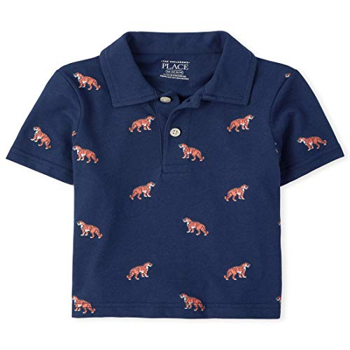 The Children's Place Baby Boys' Printed Polos